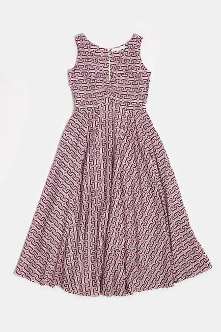 Erica Tanov birch dress - 1965