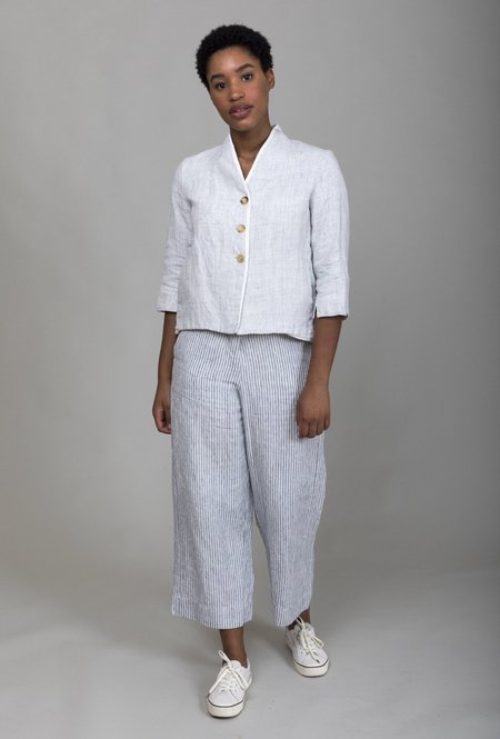 H+ Hannoh Wessel Prisca Pant - White/Grey