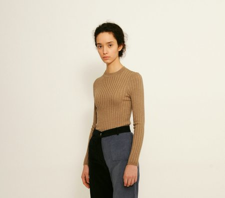 Diarte valley sweater - taupe