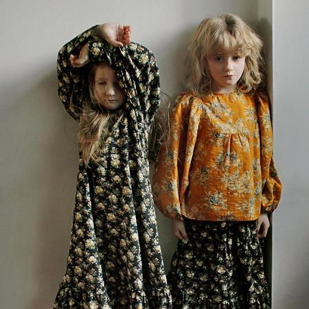 KIDS Tambere Child Lausanne Floral Blouse