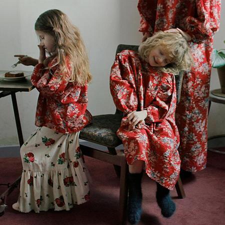 KIDS Tambere Child Moritz Floral Dress