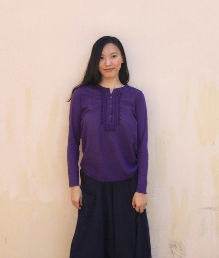 Hartford  Thaissia Shirt - Purple