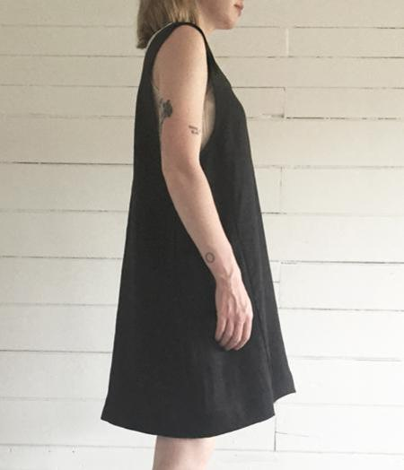 Erin Templeton Tank Dress - Black
