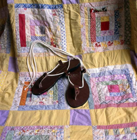Erin Templeton roamin's Sandals