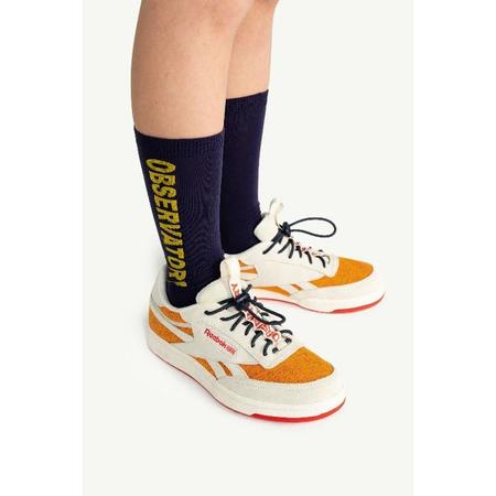 kids the animals observatory reebok and tao shoe collab - white