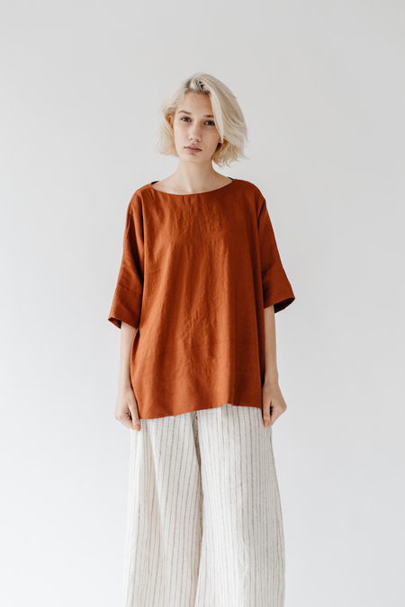 Lauren Winter Poet Top