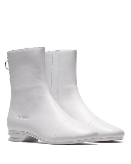 Raf Simons 2001-2 High Boots - White