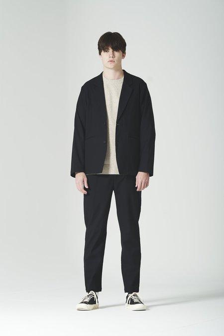 Still By Hand W/N Relaxed 2B Jacket - Black