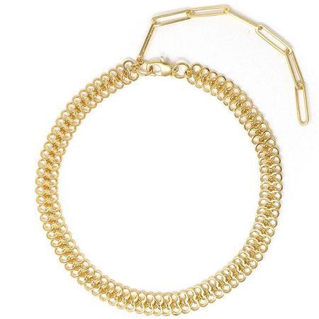 Joomi Lim Chain Necklace - 18k Gold