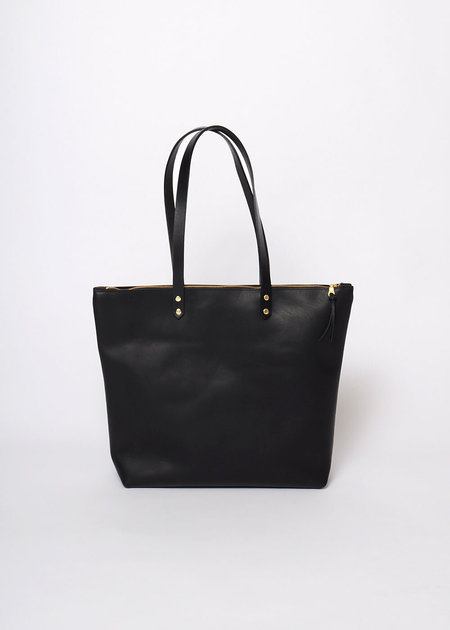 Neva Opet The Nikki Zip Tote - Black