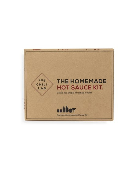 W&P Design homemade hot sauce kit