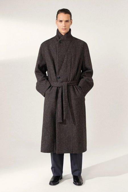 Lemaire Tibetan coat - dark olive