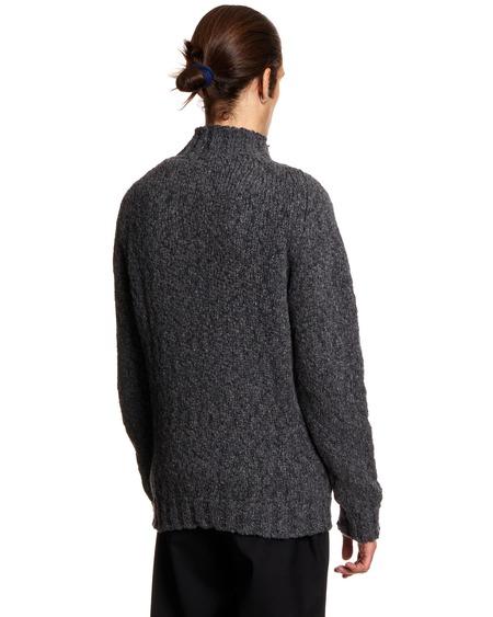 Scaglione Turtleneck Sweater - Gray
