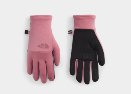The North Face Etip Recycled Glove - Mesa Rose