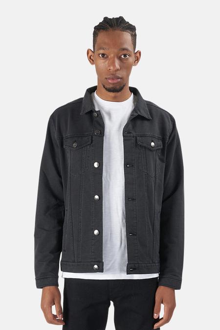Blue&Cream x Kinetix Sunset Jacket - Vintage Black