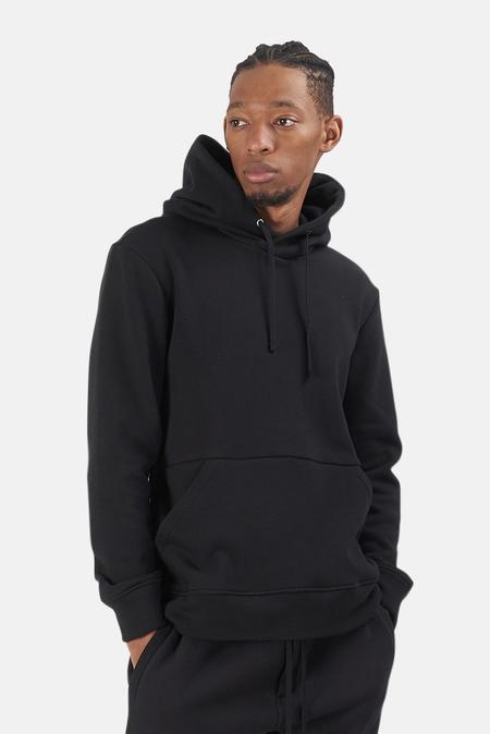 Wheelers.V Ludlow Hoodie Sweater - Black
