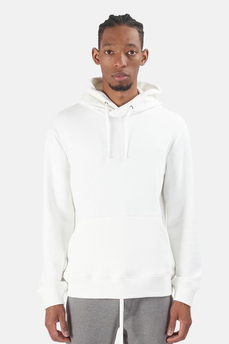 Wheelers.V Ludlow Hoodie Sweater - White