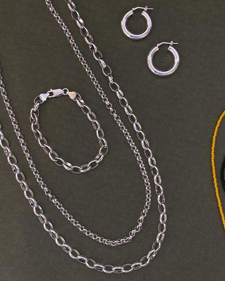 Vermeer Studio Everyday Necklace - Sterling Silver