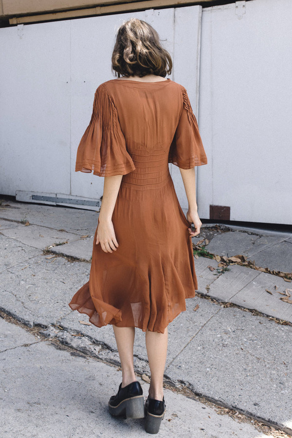 Maria Stanley RUE DRESS