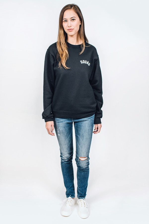 PRIVATE PARTY Squad Sweatshirt