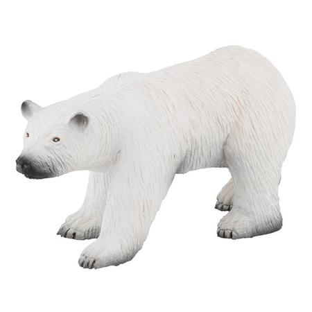kids Moulin Roty Soft Polar Bear Large - White