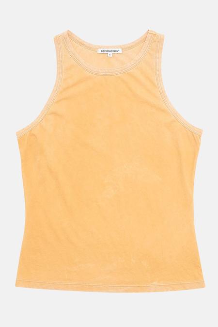 Cotton Citizen Standard Tank - Vintage Burnt Orange