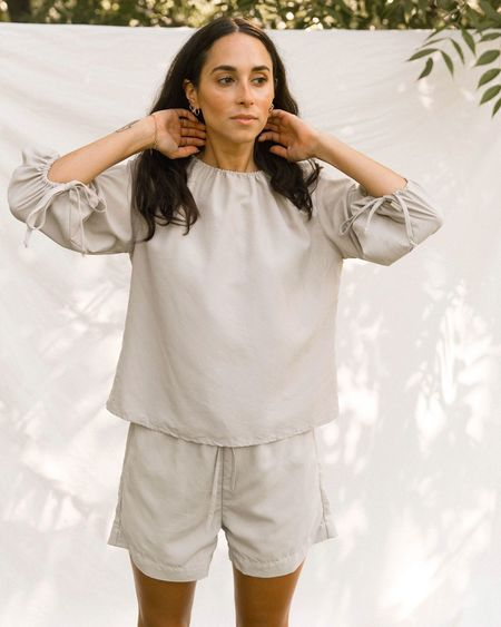 Kat Seaton The Shirt - Slate