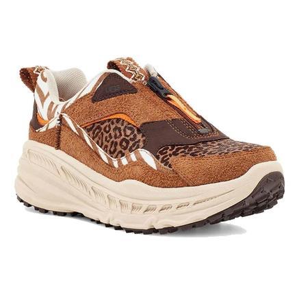 UGG Zip Wild Thang Shoe - Chestnut