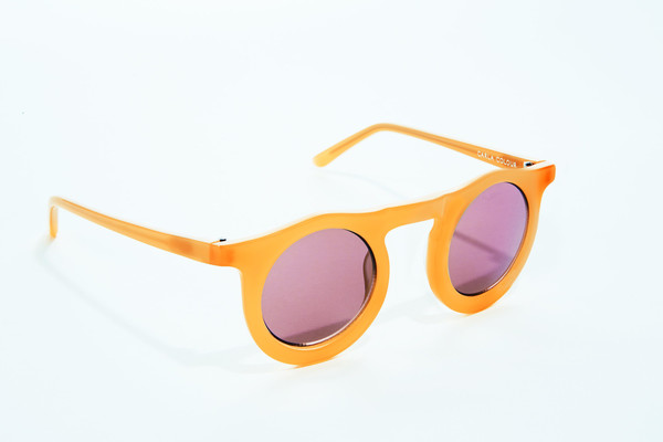 Lind Sunglasses (Citric Acid/Nightshade)