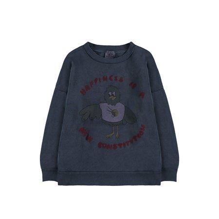 Kids Fresh Dinosaurs Happiness Sweatshirt