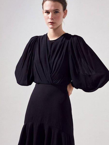 Suncoo Carlota Dress - Black