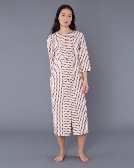 Ilana Kohn Rose Dress - Dobby Dot