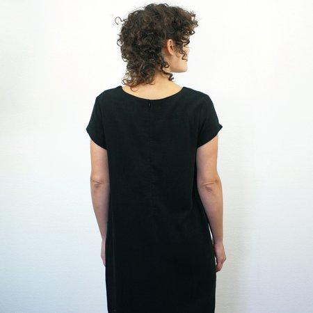 Jennifer Glasgow Maryanne Dress - Black