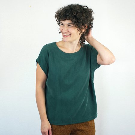 COKLUCH Paon Top - Emerald