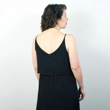 COKLUCH Savane Dress - Black