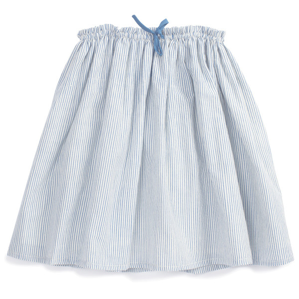 Ketiketa Alma Skirt Blue Stripes