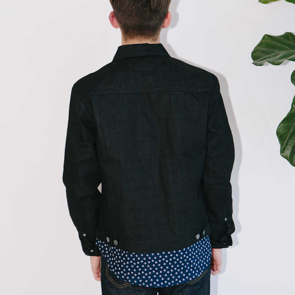 Men's Basic Rights Denim Jacket
