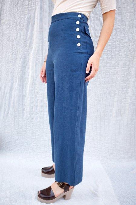 Ilana Kohn Lindy Pant - Dark Blue