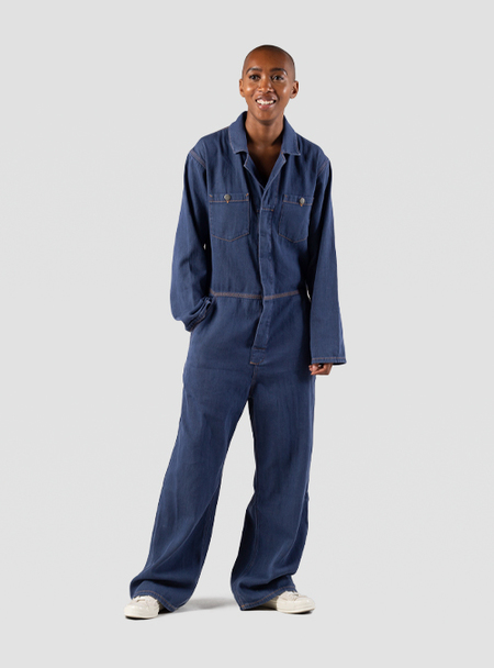I AND ME Workwear Boilersuit - Blue