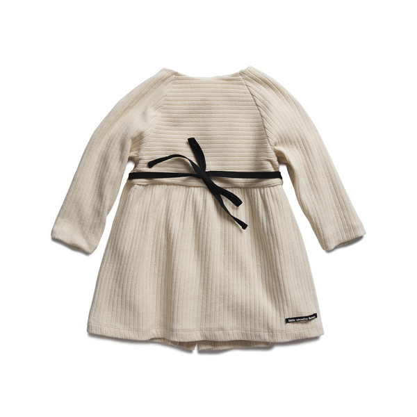 Little Creative Factory Baby Ribbed Dress