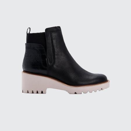 Dolce Vita Huey Chelsea Boot - Black