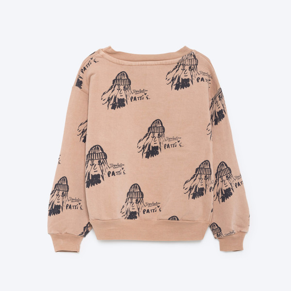 The Animals Observatory Bear Baby Sweatshirt