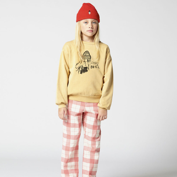The Animals Observatory Bear Kid's Sweatshirt