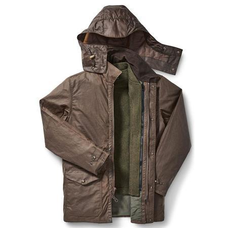 Filson Cover Cloth Mile Marker Coat