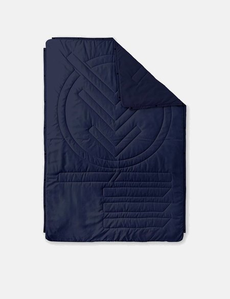 Voited Blankets Voited Recycled Ripstop Outdoor Pillow Blanket - Dark Navy Blue