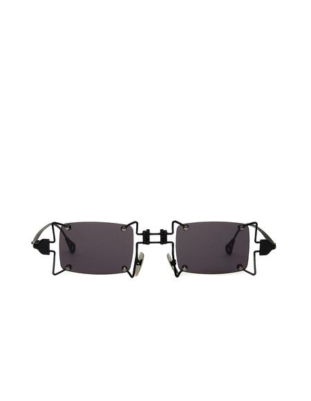 INNERRAUM Titanium Sunglasses - Black