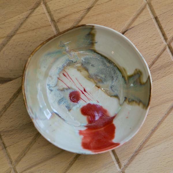 GLAZE MOODS BY JJL Jewel Dish