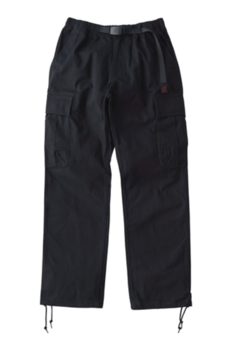 Gramicci Back Satin Cargo Pants - Double Navy