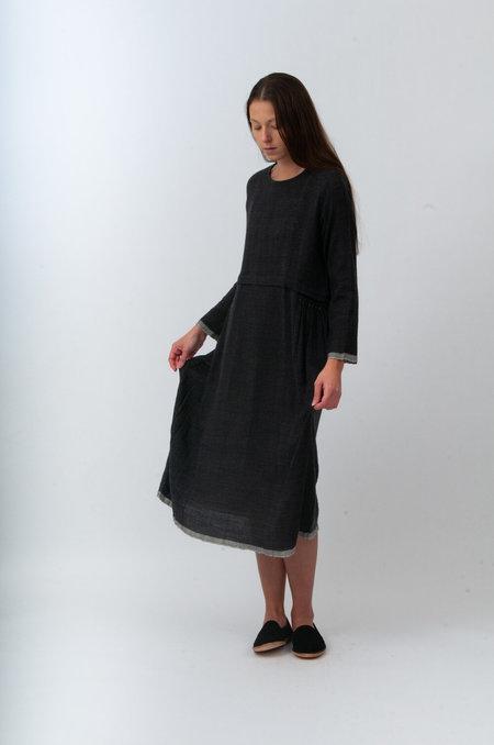 Runaway Bicycle Evelyn Dress - Black/grey