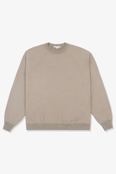 Lady White Co. Heavyweight Raglan Sweatshirt - Taupe Fog